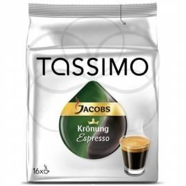 Datasheet 128 G Espresso Kapseln für die TASSIMO Jacobs ausgedrückt Krönung