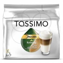 Bedienungshandbuch Kapseln für die TASSIMO Jacobs ausgedrückt Krönung 480 g Latte macchiato