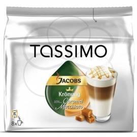 Service Manual Kapseln für die TASSIMO Jacobs ausgedrückt Krönung Caramel Latte Macchiato 480 g