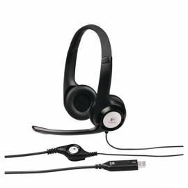 Bedienungshandbuch Headset LOGITECH H390 (981-000406)