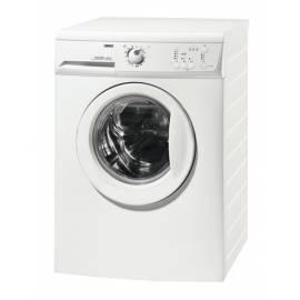Benutzerhandbuch für Waschmaschine ZANUSSI ZWH6100P-weiß
