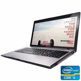 Notebook LENOVO Ideapad Z570At (59304118) schwarz Bedienungsanleitung