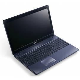 Notebook ACER TravelMate 5744-374G50Mikkk (LX. V5M03. 014) Gebrauchsanweisung