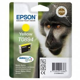 Benutzerhandbuch für Refill Tinte EPSON T0894 (C13T08944021)