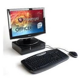 Tabletop Computer PRESTIGIO Officer 535 (PCN52512SVZ7R) Bedienungsanleitung