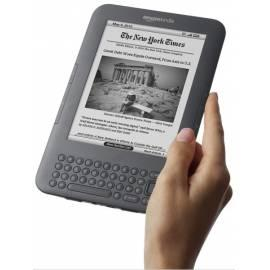 Book-Reader AMAZON Kindle 3 Wifi - Anleitung