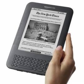 PDF-Handbuch downloadenBook-Reader AMAZON Kindle 3 Wifi, 3 g