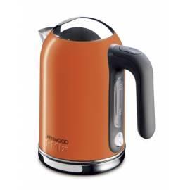 Bedienungsanleitung für Elektrischer Wasserkocher Kenwood kMix SJM 027 Orange