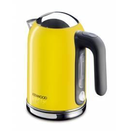Datasheet Elektrischer Wasserkocher Kenwood kMix SJM 028 gelb