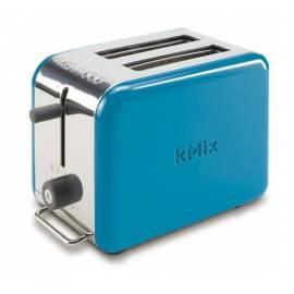 Toaster KENWOOD TTM023 blau - Anleitung