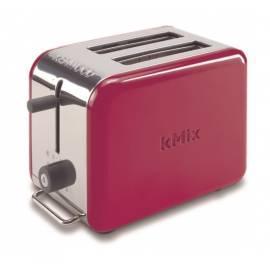 Datasheet Toaster KENWOOD TTM029 Rosa