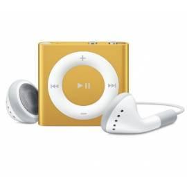 Benutzerhandbuch für MP3-Player APPLE shuffle (MC749BT/A) orange