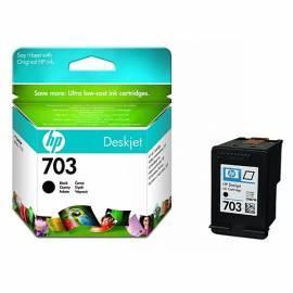 Bedienungsanleitung für Tintenpatrone HP 703 (CD887AE)