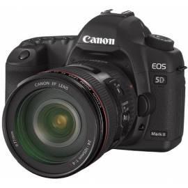 Bedienungshandbuch CANON EOS 5D Mark II 24-105 mm + EF-waren mit einem Abschlag (202140041)