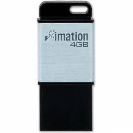 USB-flash-Disk IMATION 2.0 ATOM-Laufwerk - 4 GB (i25581) Gebrauchsanweisung