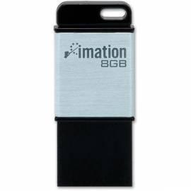 Bedienungshandbuch USB-flash-Disk 8GB IMATION 2.0 Atom (i25582)