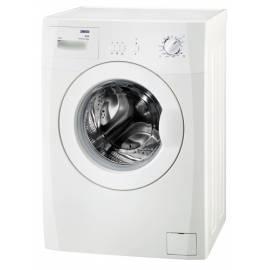 Waschmaschine ZANUSSI ZWS1101-weiß Gebrauchsanweisung