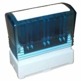 Datasheet Zubehör für Drucker BROTHER PR-2260E, Stempel-blau (22 x 60 mm) (PR2260E6P) blau