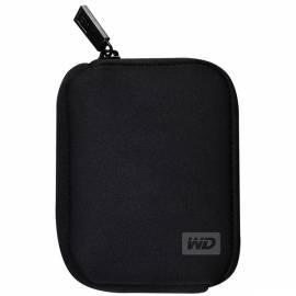 Tasche für WD My Passport HDD Schwarz Gebrauchsanweisung