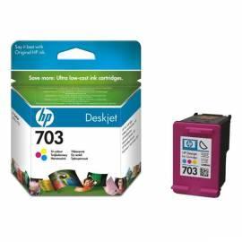 Bedienungshandbuch Tintenpatrone HP 703 (CD888AE)