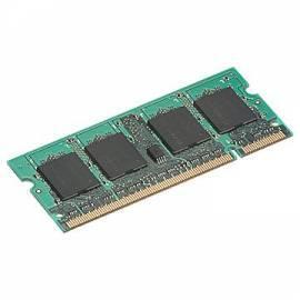 PDF-Handbuch downloadenSpeichermodul TRANSCEND SODIMM DDR 1GB 533MHz CL4 1Rx8 (TS128MSQ64V5U)