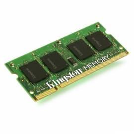 Benutzerhandbuch für Speicher Module KINGSTON 2 GB Modul für Notebooks Lenovo (KTL-TP667/2 g)