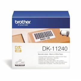 Zubehör für Drucker BROTHER DK 11240 (DK11240) Gebrauchsanweisung