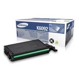 Bedienungshandbuch Toner SAMSUNG CLT-K6092S/ELS 7000K