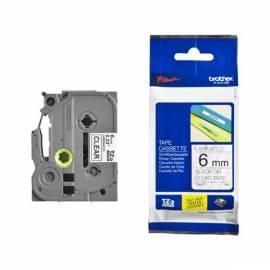 Zubehör für BROTHER-Drucker 6 mm (TZE111) Bedienungsanleitung