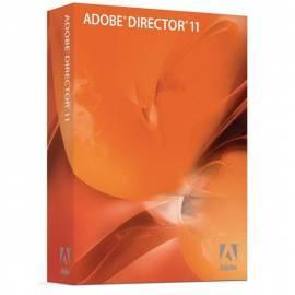 Benutzerhandbuch für Software ADOBE Director 11.5 WIN (65039768)