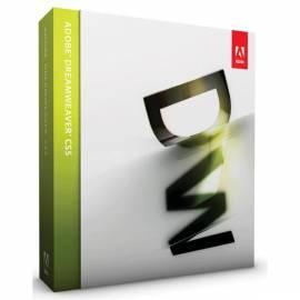 Bedienungsanleitung für Software ADOBE Dreamweaver CS5 MAC (65073664)