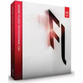 Software ADOBE Flash Pro CS5.5 MAC (65109261) Bedienungsanleitung
