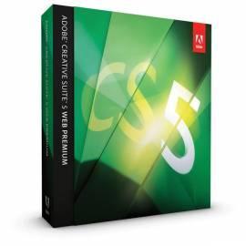 Bedienungsanleitung für Software ADOBE CS5.5 Web Premium (65119107)