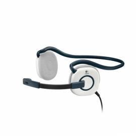 Datasheet Headset LOGITECH H130 White (981-000346) weiß