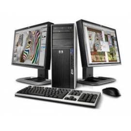 Desktop-Computer HP Z400 Workstation (KK716EA) - Anleitung