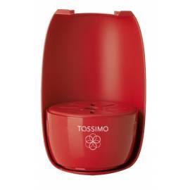 Austauschbare Farbpalette für das Bosch Tassimo rot Bedienungsanleitung