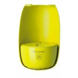 Austauschbare Farbpalette, die für die Bosch Tassimo - Anleitung
