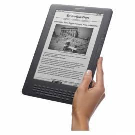 Book-Reader AMAZON Kindle DX - Anleitung
