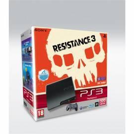 Service Manual SONY PS3 320 GB Konsole + Spiel Resistance 3 (PS719160298)