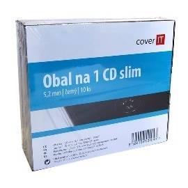 BEDECKEN Sie es auf der Cover-CD slim, schwarz, 25ks (COVERIT9)-die Ware mit einem Abschlag (202169956) Gebrauchsanweisung