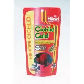 Krmivo HIKARI Cichlid Gold große 57 G - Anleitung