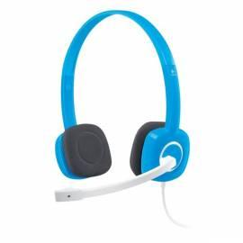 Headset LOGITECH H150 Blueberry (981-000368)
