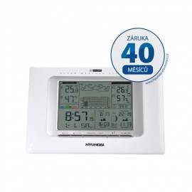 Service Manual Wetterstation Hyundai WSC 2907, weiß