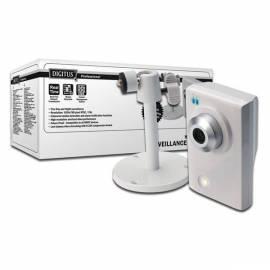 Webcamera DIGITUS HD Netzwerk (DN-16062) Bedienungsanleitung