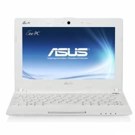 Bedienungshandbuch Notebook ASUS Eee X101H-WHITE028S weiss