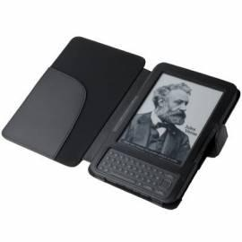 Bush-Platten für Amazon Kindle 3, original, künstliches Leder, schwarz Bedienungsanleitung