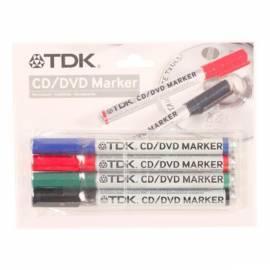 Service Manual Druckerzubehör, TDK 4ST/Pack (t18940)