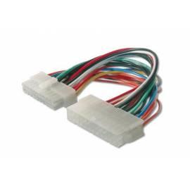 Kabel DIGITUS interne Strom-Verlängerungskabel (AK-134003) Gebrauchsanweisung