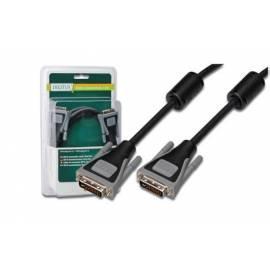 PDF-Handbuch downloadenDIGITUS cable 2 x ferrite, SingleLink 3 m (DB 229766)
