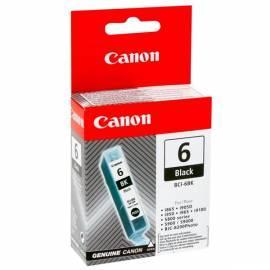 Bedienungsanleitung für Tinte CANON BCI-6 Bk (4705A046)
